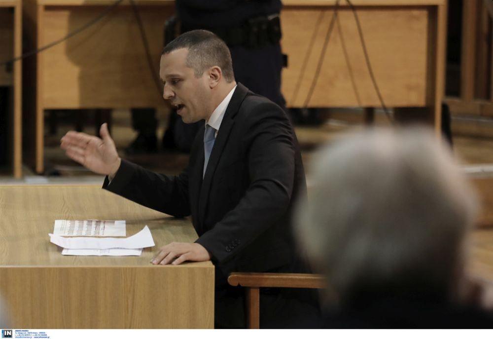 Πρόκληση Κασιδιάρη με ομιλία σε συγκέντρωση μέσα από τη φυλακή