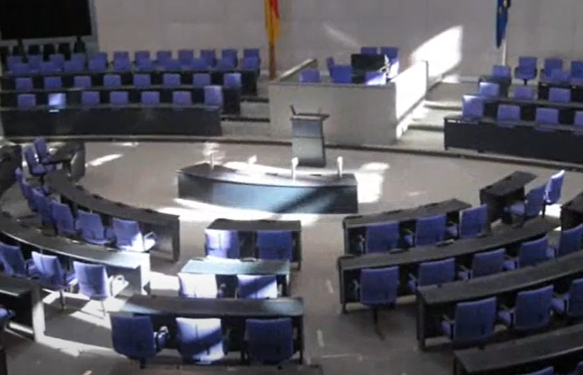 Γερμανία: Για πρώτη φορά στο κοινοβούλιο δυο τρανσέξουαλ