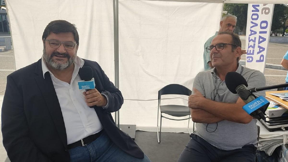 """Φ. Κρανιδιώτης στο Ράδιο Θεσσαλονίκη: """"Όχι σε συνεργασία με ΣΥΡΙΖΑ και Τράγκα – Να σταματήσουν τα προνόμια στους παράνομους μετανάστες"""""""