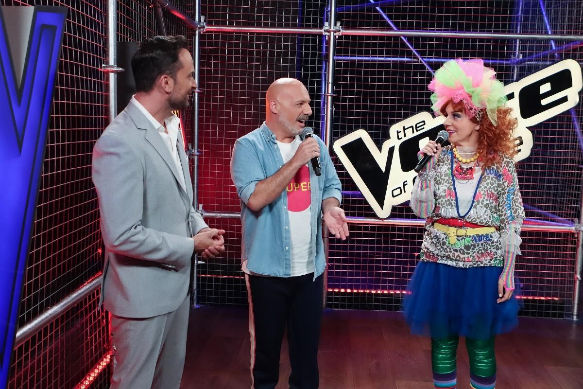 Τηλεθέαση: Κυριάρχησε το «The Voice of Greece» στην πρεμιέρα του