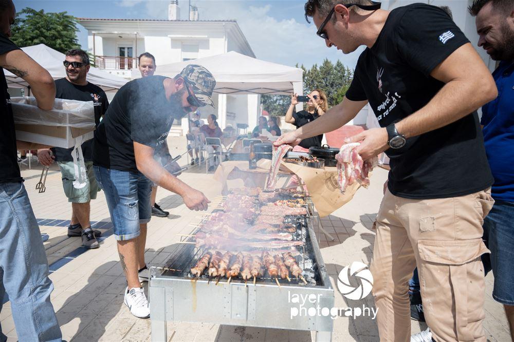 «Εφαρμογή Θεσσαλονίκη» : Οι BBQ Lovers έψησαν…  για τα Παιδικά Χωριά SOS (audio)