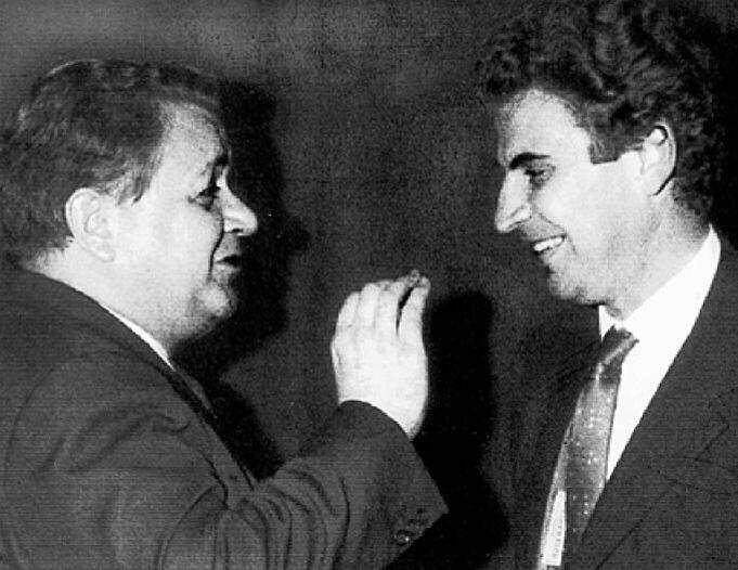 """«Εφαρμογή Θεσσαλονίκη» : Η φιλία του Μίκη με τον Μάνο και οι δύο """"Επιτάφιοι"""" (audio)"""