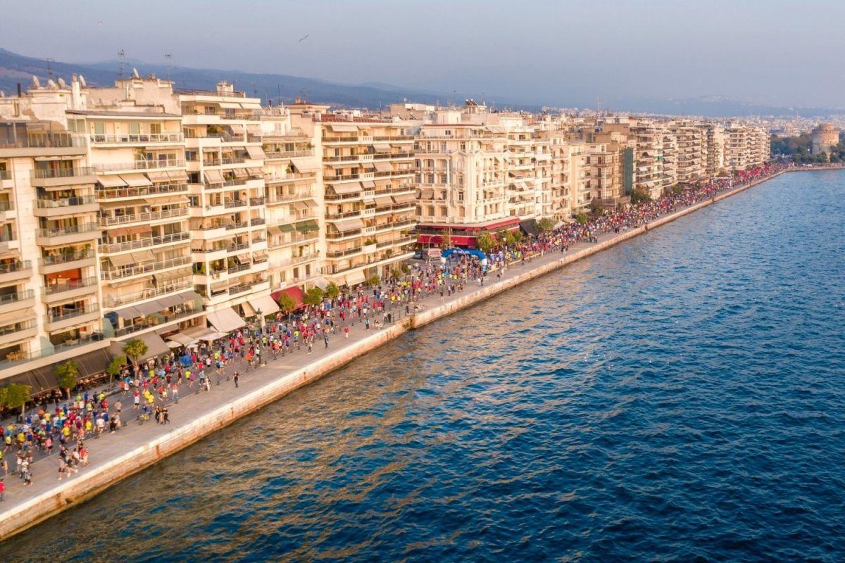 Μεταφέρεται στις 21/11 ο Νυχτερινός Ημιμαραθώνιος – Διπλή γιορτή για τη Θεσσαλονίκη