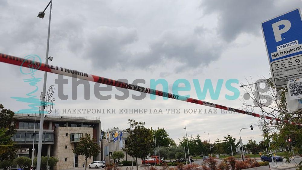 Σε ισχύ τα μέτρα της ΕΛΑΣ στη Θεσσαλονίκη ενόψει ΔΕΘ (ΦΩΤΟ)