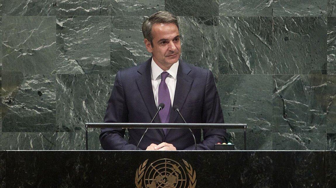 Μητσοτάκης σε ΟΗΕ: Θα προστατεύσουμε τα κυριαρχικά της δικαιώματα