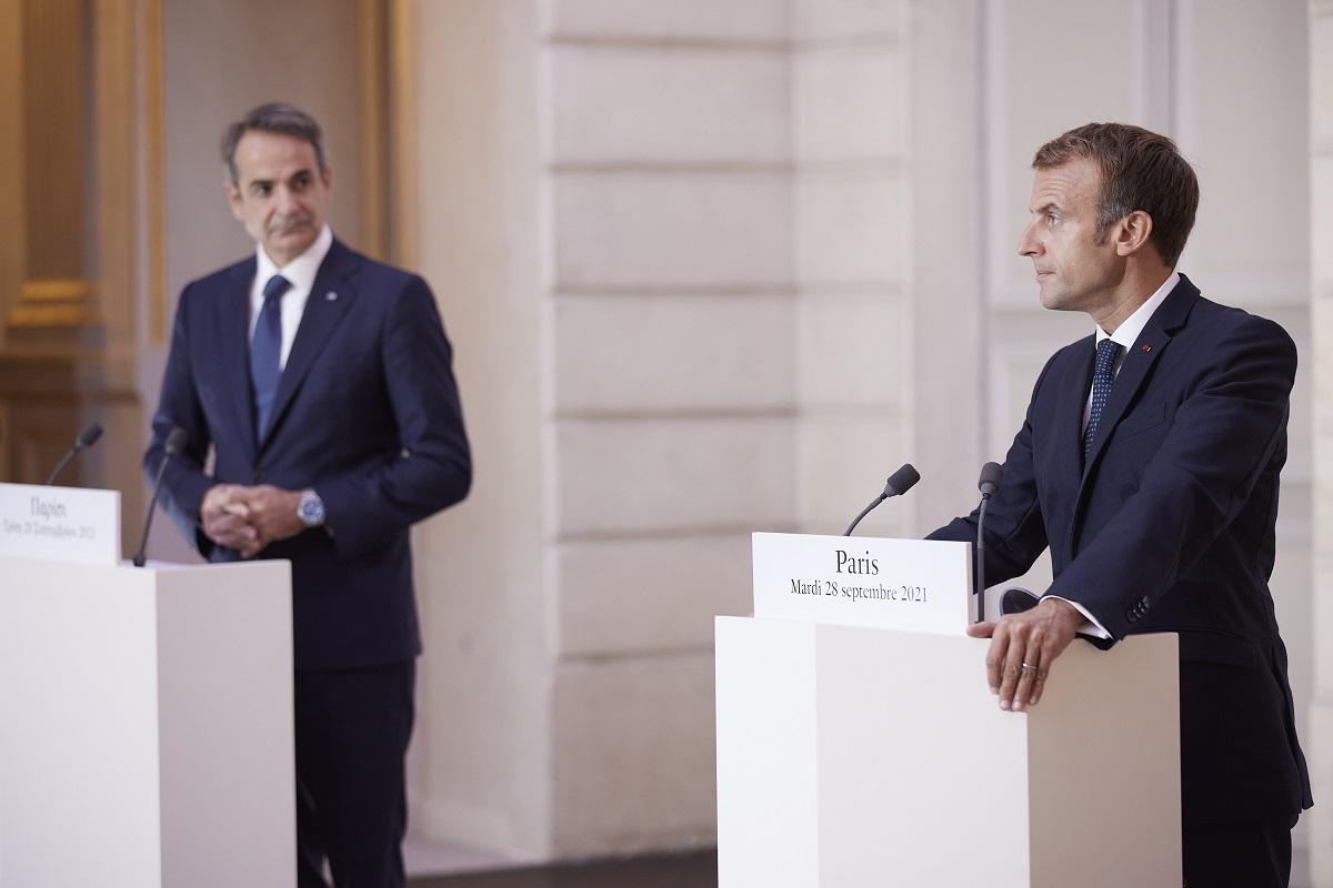 Ιστορική αμυντική συμφωνία Ελλάδας – Γαλλίας: Η Ελλάδα αποκτά 3+1 φρεγάτες Belharra