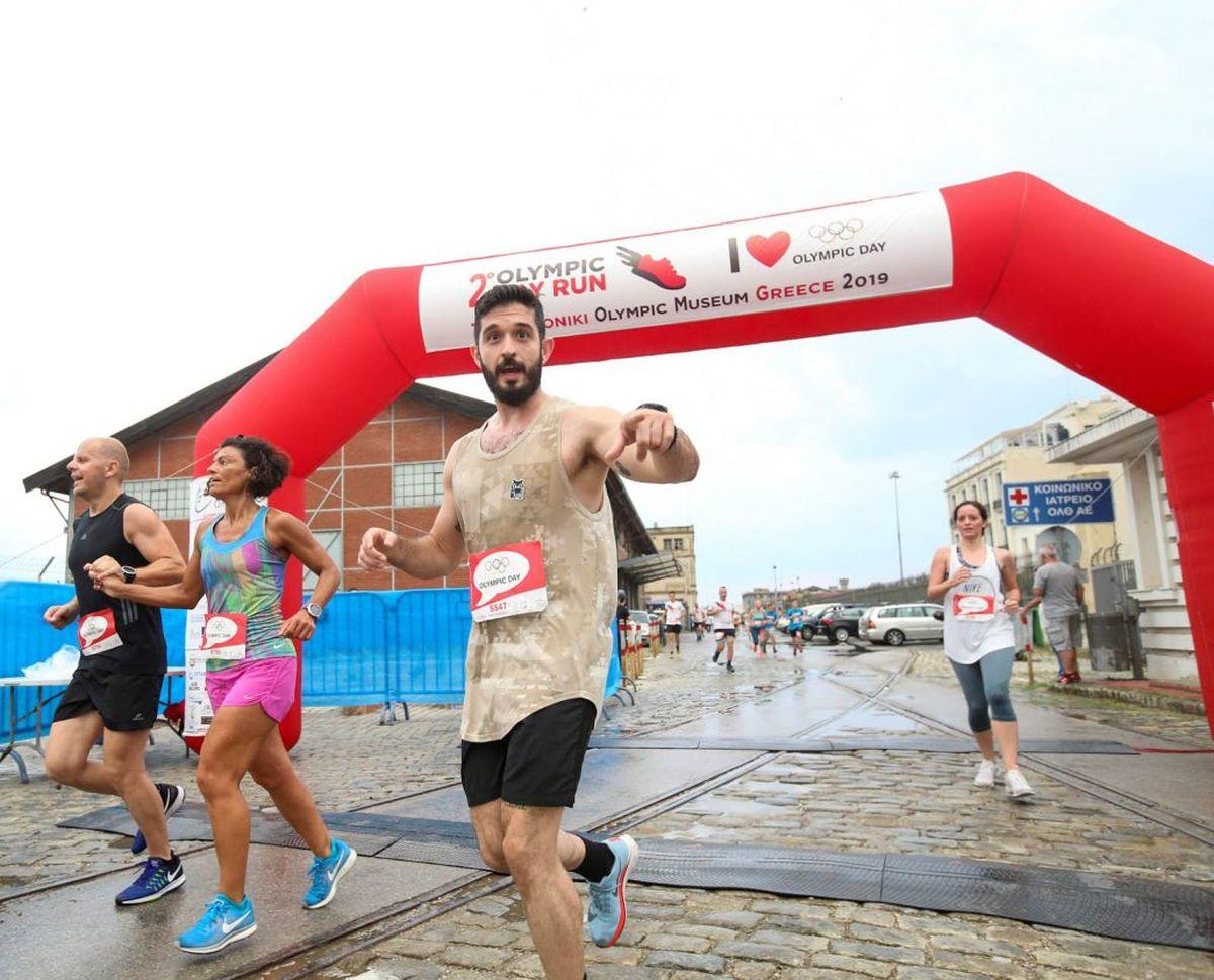 Θεσσαλονίκη: Κλειστό το κέντρο για το Olympic Day Run – Οι κυκλοφοριακές ρυθμίσεις