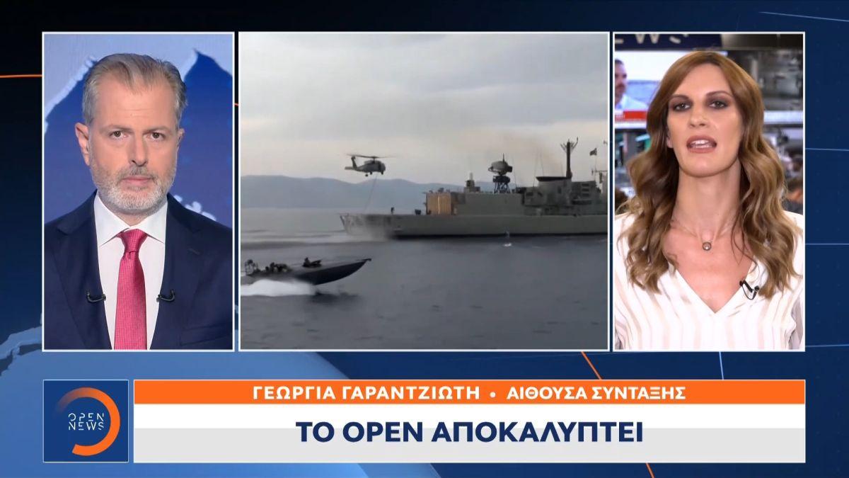 Αποκάλυψη OPEN: Τουρκική πρόκληση με πολεμικό πλοίο μεταξύ Ρόδου – Καστελόριζου (VIDEO)