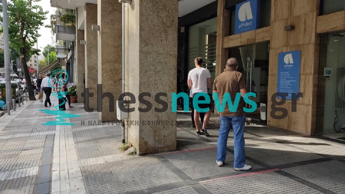 Θεσσαλονίκη: Ουρές για ένα… rapid test στα διαγνωστικά κέντρα (ΦΩΤΟ)