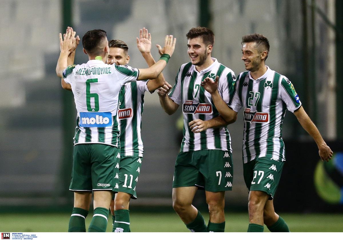 Superleague – Πρεμιέρα: «Τεσσάρα» ο Παναθηναϊκός, «άχρωμο» 0-0 στο Αγρίνιο