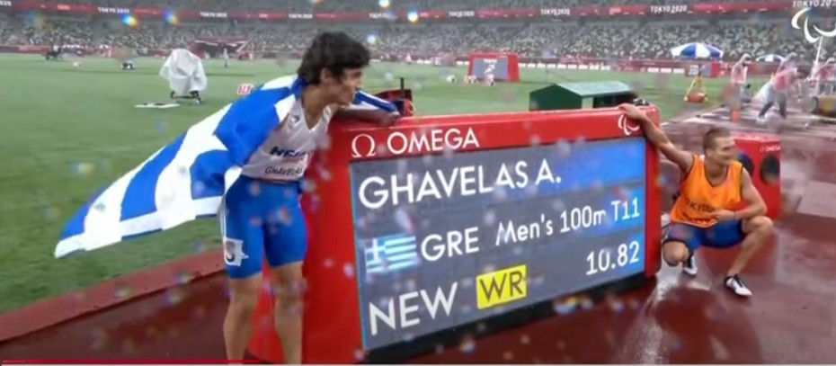 Επιστρέφουν στην Ελλάδα οι Παραολυμπιονίκες