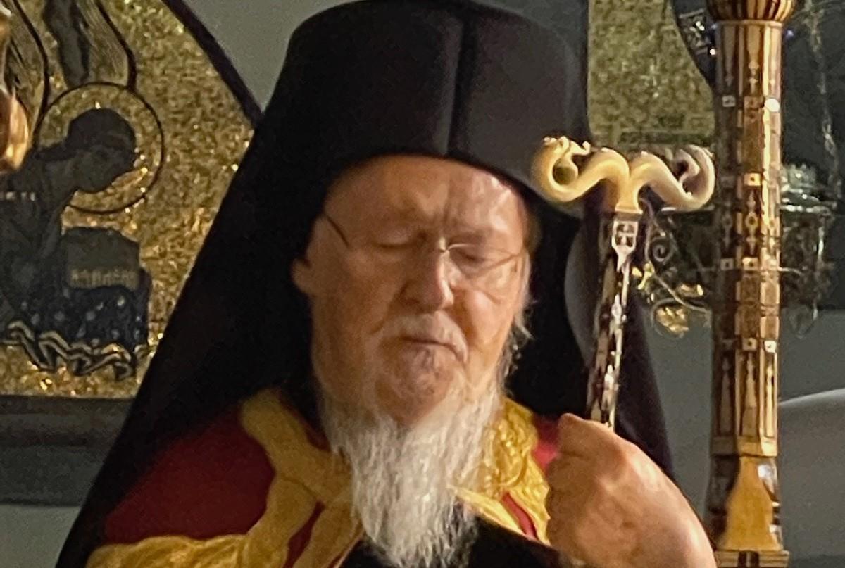 """Πατριάρχης Βαρθολομαίος: """"Εμείς είμαστε εδώ για να φυλάσσουμε Θερμοπύλες"""""""