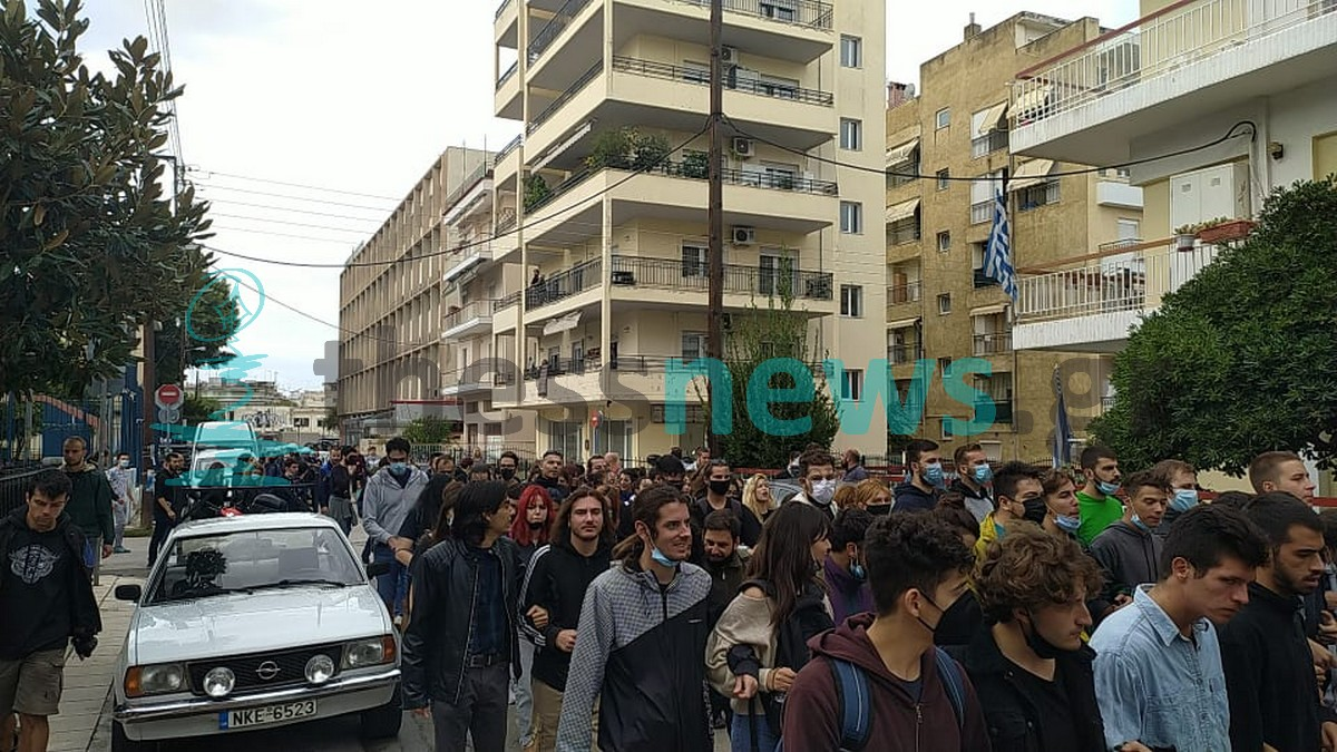 Θεσσαλονίκη: Συγκέντρωση αντιεξουσιαστών το Σάββατο 2/10 στο πρώην στρατόπεδο Παύλου Μελά