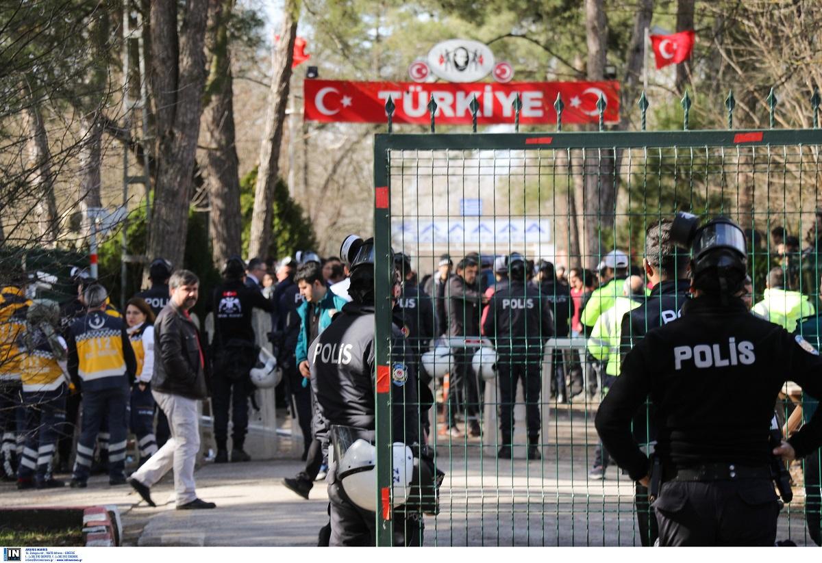 """Μήνυμα Τουρκίας προς ΕΕ μέσω Σοϊλού: """"Δεν είμαστε αποθήκη ψυχών"""""""