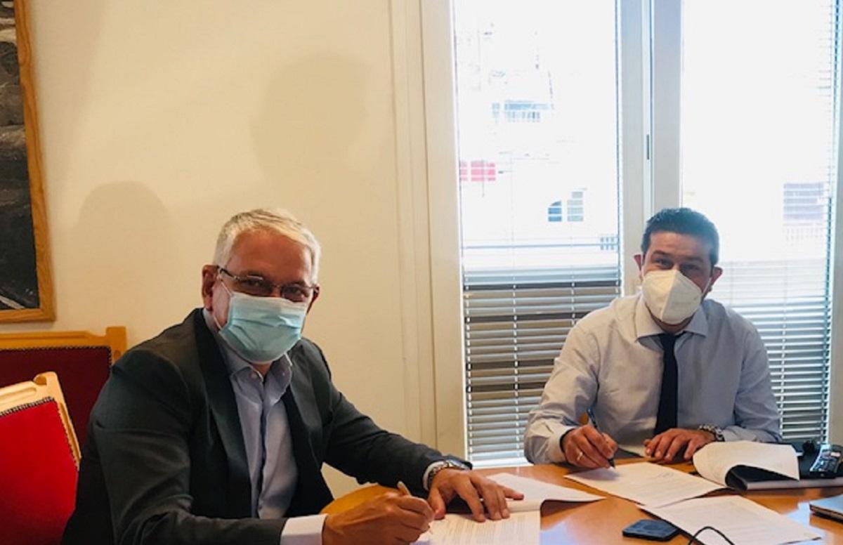 Συμφωνία μεταβίβασης στην ΕΤΒΑ της λειτουργίας ύδρευσης – αποχέτευσης της ΒΙΠΕ Θεσσαλονίκης