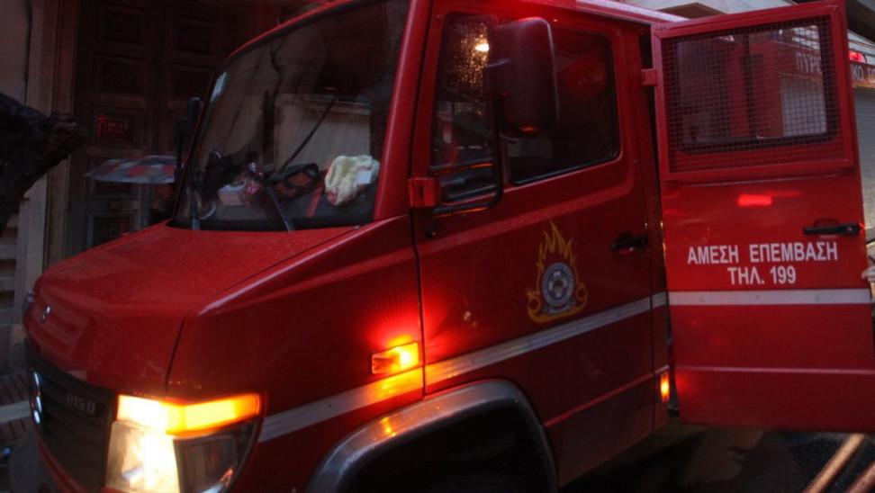 Θεσσαλονίκη: Υπό πλήρη έλεγχο η φωτιά στα Διαβατά – Καίει για πάνω από 10 ώρες