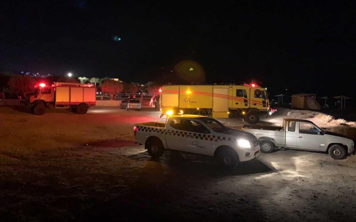Σάμος: Νεκροί ανασύρθηκαν οι δυο επιβαίνοντες του αεροσκάφους (video)