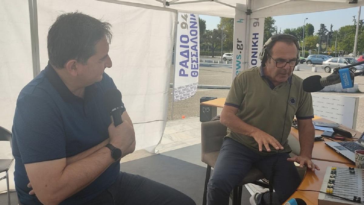 """Γ. Σκόδρας στο Ράδιο Θεσσαλονίκη: """"Διαφορετικοί έλεγχοι για την εισιτηριοδιαφυγή – Υπάρχουν λεωφορεία, λείπουν οδηγοί"""""""