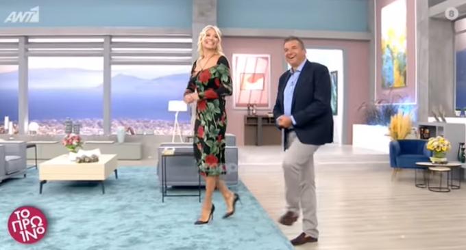 Πρεμιέρα για το Πρωινό – Ποιος παρέδωσε σκυτάλη σε Σκορδά και Λιάγκα (video)