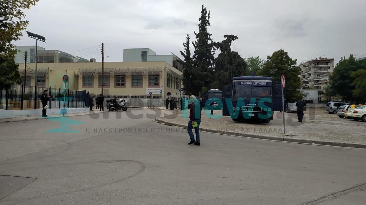 """Δήμος Παύλου Μελλά: """"Κάνουμε έκκληση προς κάθε πλευρά για αποκλιμάκωση της έντασης"""