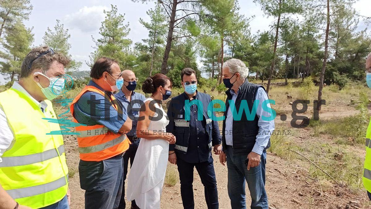 Σέιχ Σου: Οι ανακοινώσεις μετά την επίσκεψη Στυλιανίδη (ΦΩΤΟ+VIDEO)