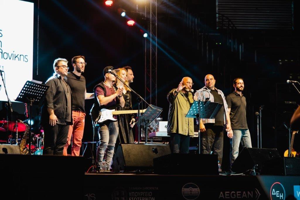 Music Events της 85ης ΔΕΘ: Σήμερα η συναυλία-αφιέρωμα στον Μίκη Θεοδωράκη