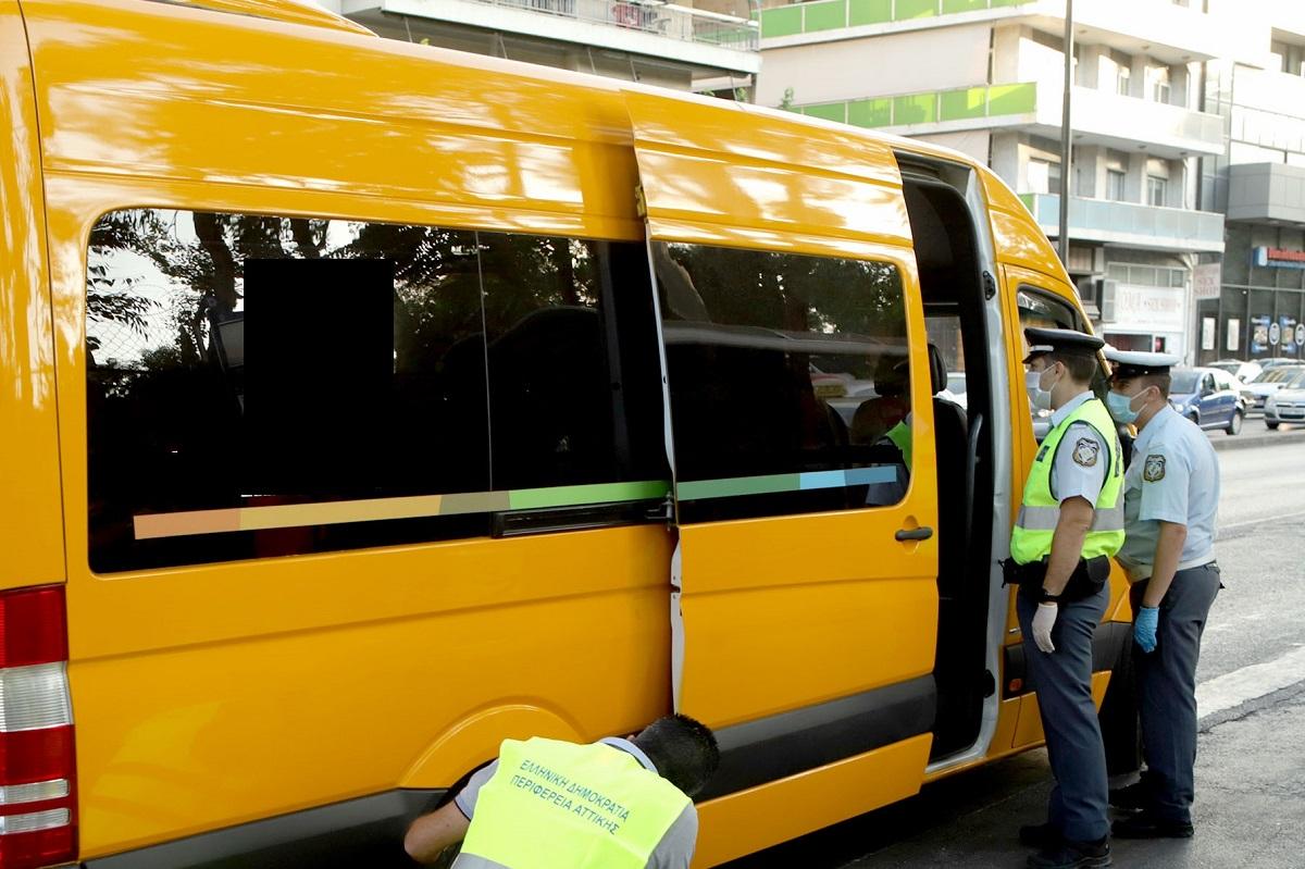 Βάρκιζα: Δίχρονο κοριτσάκι ξεχάστηκε μέσα σε σχολικό λεωφορείο επί πέντε ώρες