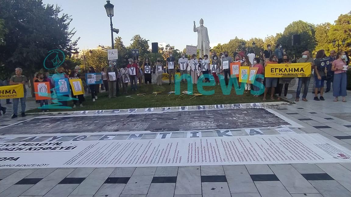 Κίνηση Πολιτών Θεσσαλονίκης: Συνεχίζουμε δυναμικά τον αγώνα μας