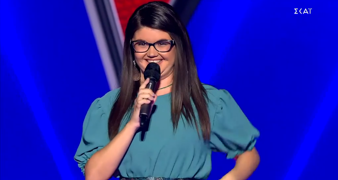 The Voice: Η Ειρήνη Στίλλο συγκλόνισε με το πρόβλημα υγείας της μητέρας της (BINTEO)