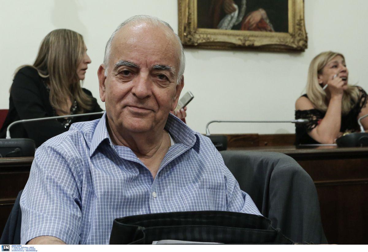 """""""Έφυγε"""" το ιστορικό στέλεχος της Αριστεράς, Γιάννης Θεωνάς – Συλλυπητήριο μήνυμα από ΣΥΡΙΖΑ"""