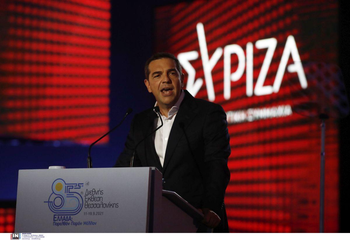 Στις 13:00 η συνέντευξη Τύπου Τσίπρα στην 85η ΔΕΘ – Τι είπε χθες για τη Θεσσαλονίκη
