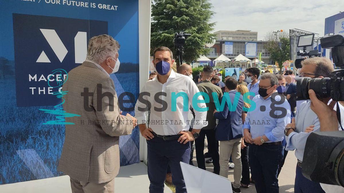 Αιχμές Τσίπρα σε κυβέρνηση Μητσοτάκη για τη Συμφωνία των Πρεσπών