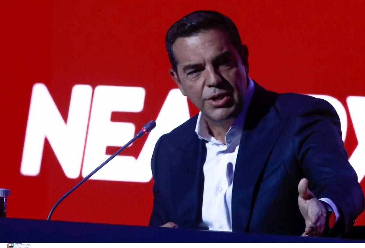 Αλ. Τσίπρας από ΔΕΘ: Αν έχει το θάρρος και τολμά ας κάνει εκλογές ο Μητσοτάκης (LIVE UPDATE)