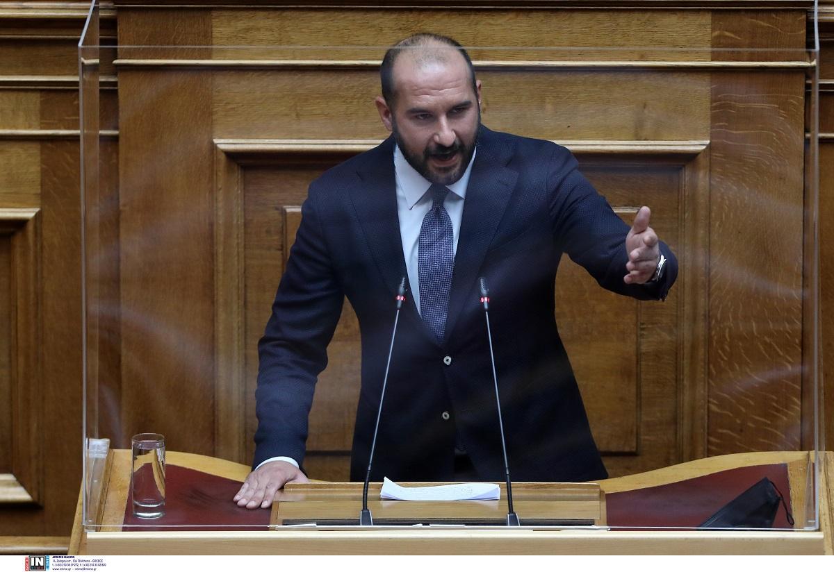 """Δ. Τζανακόπουλος στο Ράδιο Θεσσαλονίκη: """"Πολιτική κοροϊδία από Μητσοτάκη"""""""