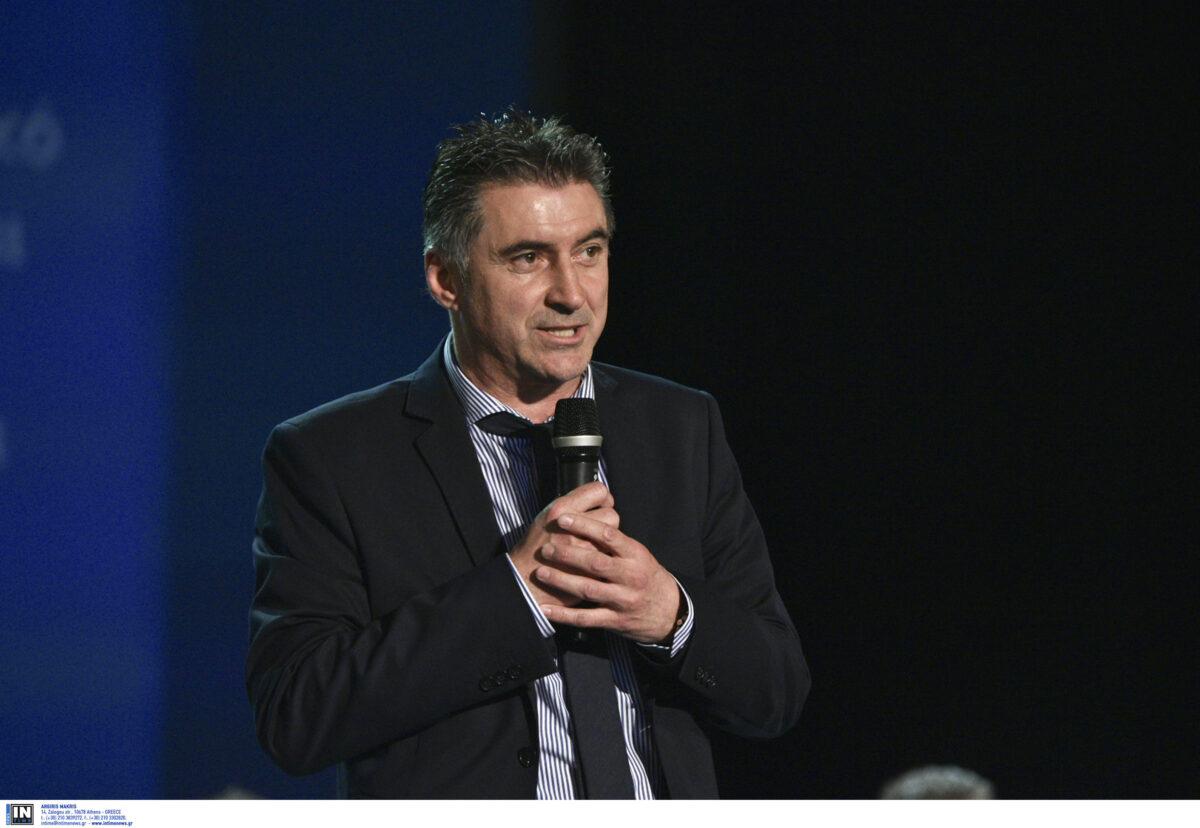 Ζαγοράκης: Για αυτό παραιτήθηκα από την ΕΠΟ