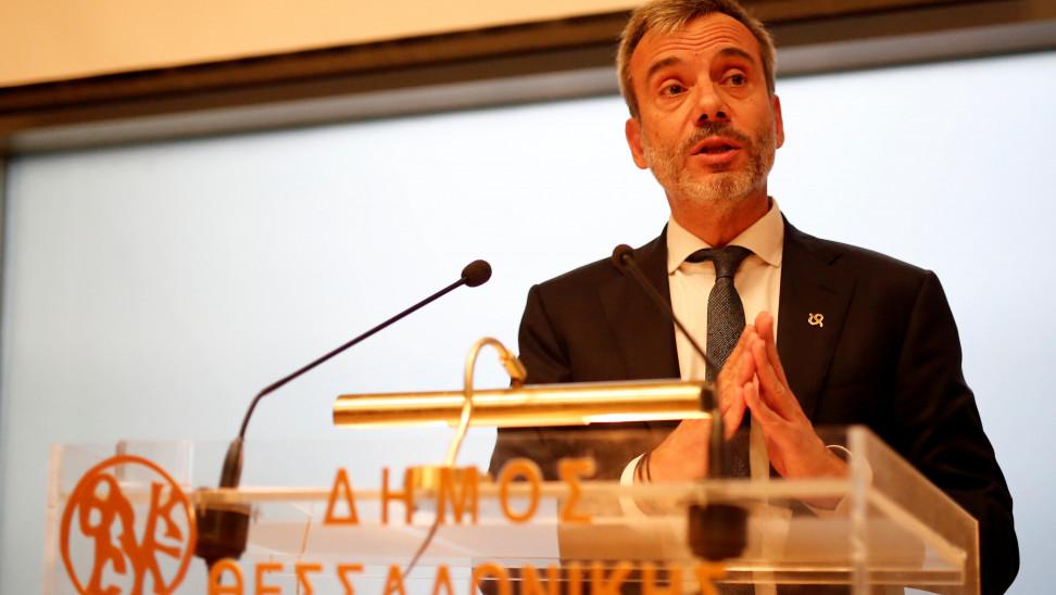 Ζέρβας: Προς δημοπράτηση έργα 7,85 εκατ. ευρώ