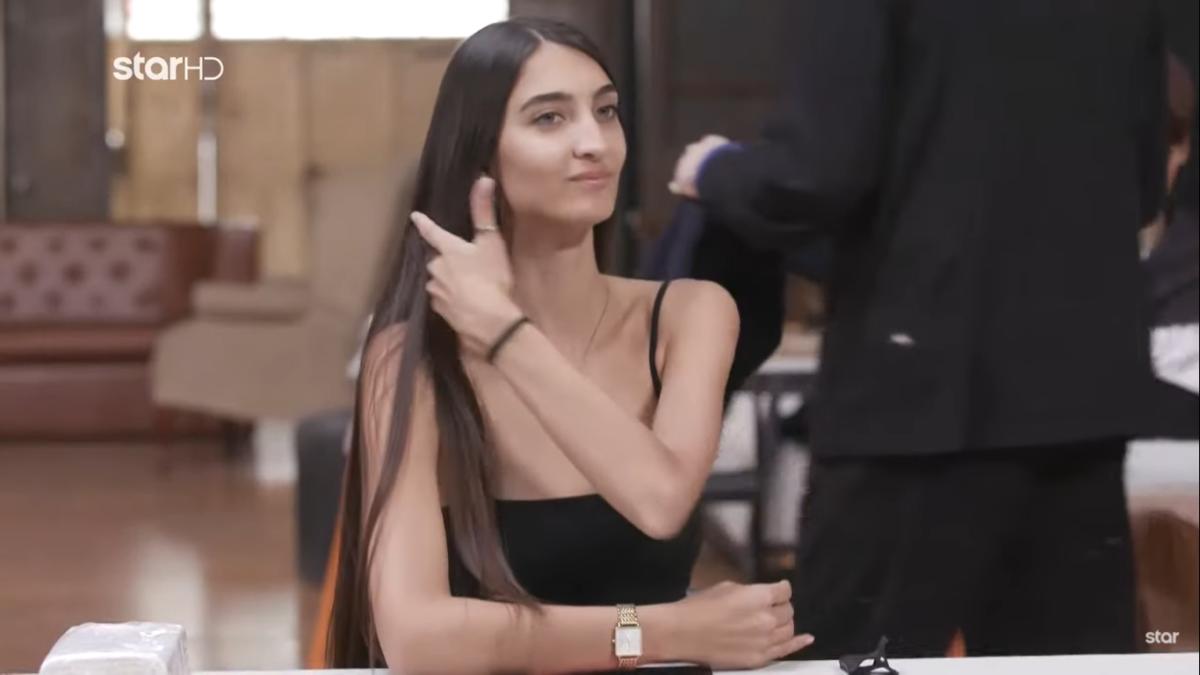 GNTM: Απειλούσε να αποχωρήσει η Ειρήνη – Δεν ήθελε αλλαγές στα μαλλιά της (VIDEO)