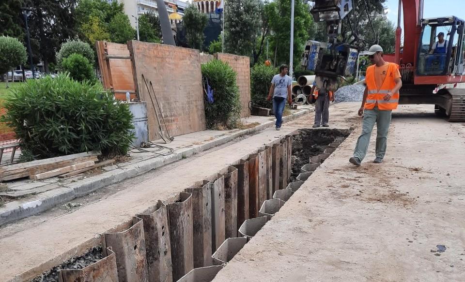 Δήμος Θεσσαλονίκης: Τέλος σε όσους σκάβουν ανεξέλεγκτα-Πρόστιμα στους παραβάτες