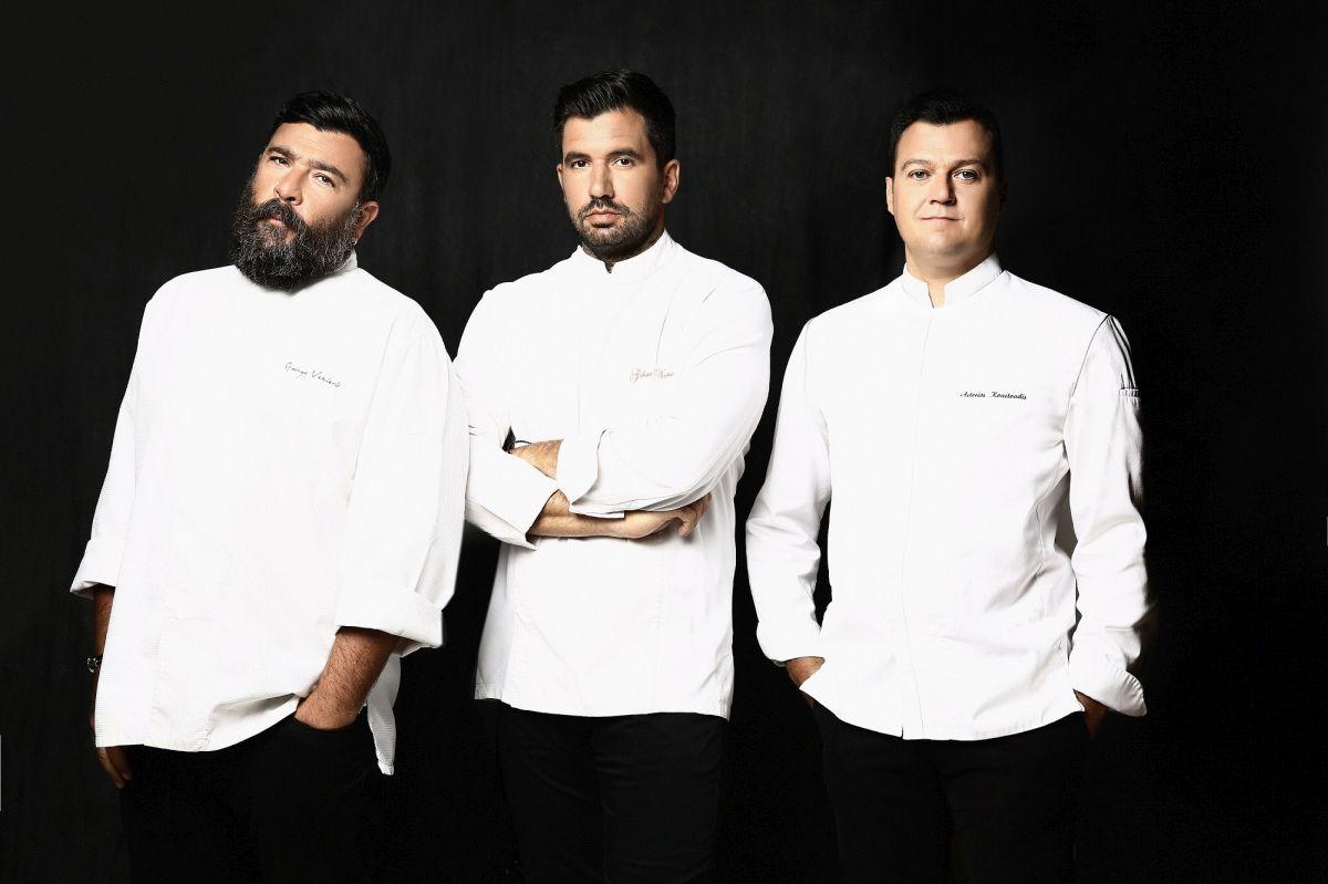 Απόψε στις 21:00 ο μεγάλος τελικός του Top Chef (VIDEO)