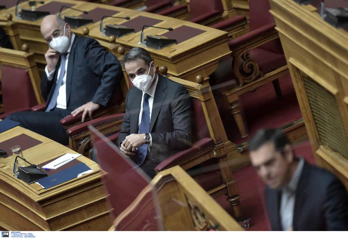 Μάχη Μητσοτάκη-Τσίπρα στη Βουλή! Σήμερα η ψήφιση της αμυντικής συμφωνίας με τη Γαλλία