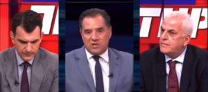 Α. Γεωργιάδης: «Κουράστηκα! Δεν θέλεις να εμβολιαστείς; Μη σώσεις, τελεία και παύλα» (VIDEO)