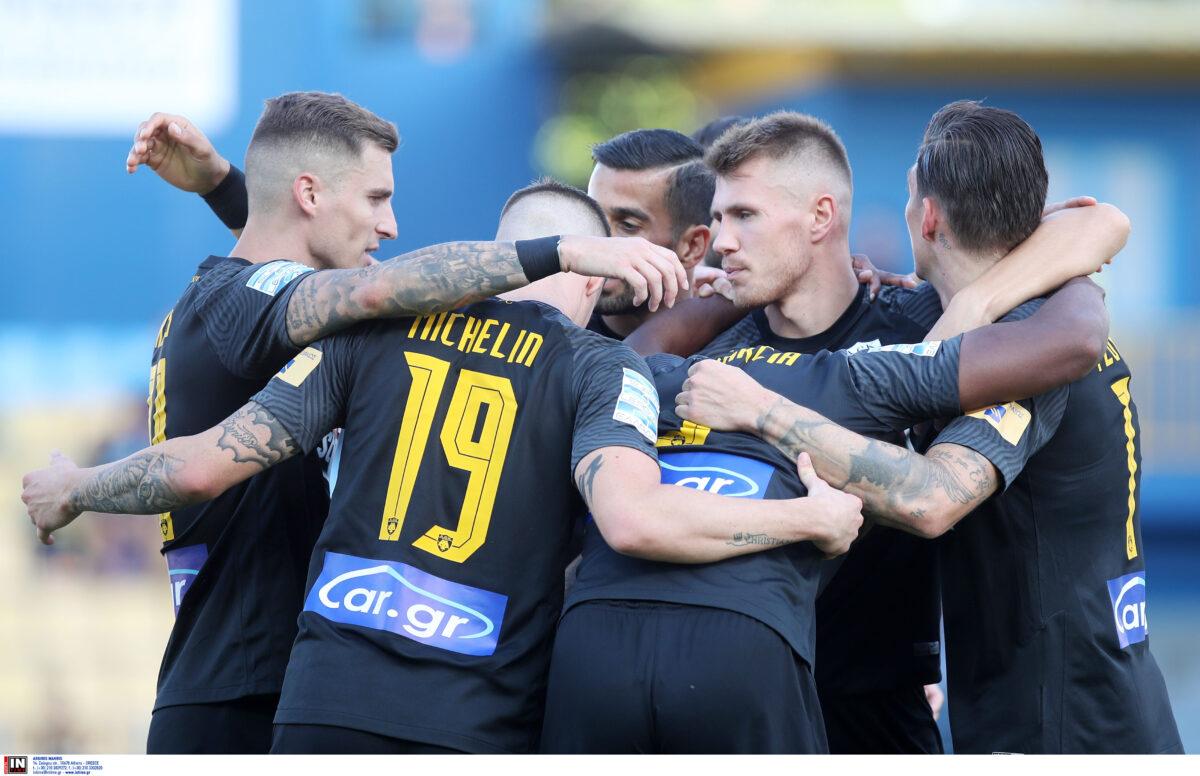 Παναιτωλικός – ΑΕΚ 1-3: Επέστρεψε στις νίκες η Ένωση (VIDEO)
