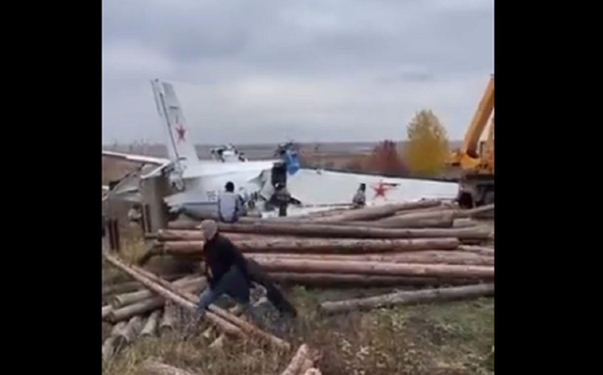 Τέξας: Συνετρίβη αεροσκάφος με 21 άτομα
