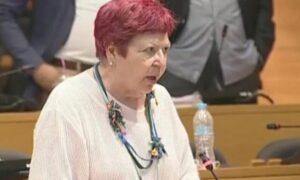 Πέθανε η δημοτική σύμβουλος Θεσσαλονίκης Δήμητρα Αγαθαγγελίδου