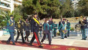 Παιάνισε ο εθνικός ύμνος στον Άγιο Δημήτριο για την Πρόεδρο της Δημοκρατίας (ΦΩΤΟ+VIDEO)