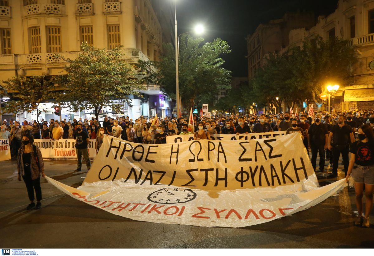 Κάλεσμα του Συνδικάτου Μετάλλου Κ. Μακεδονίας για την αντιφασιστική συναυλία της Πέμπτης (07/10)