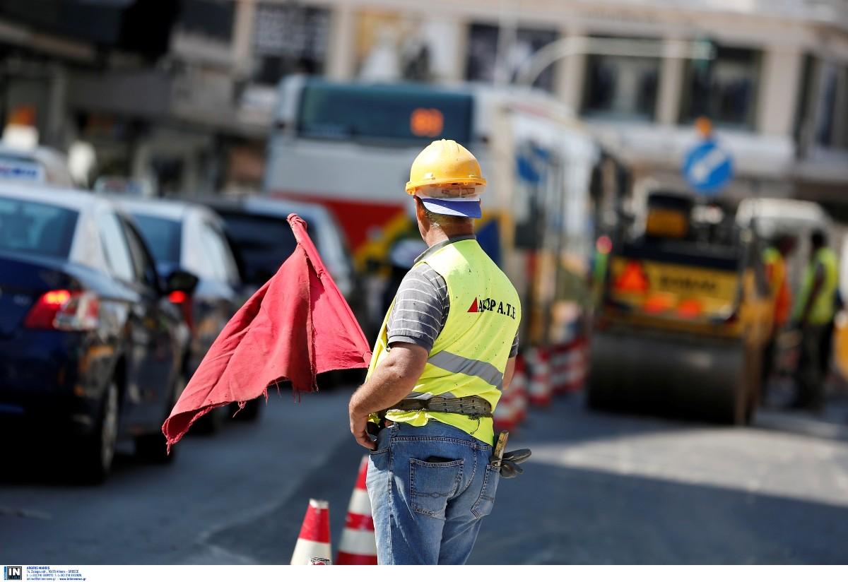 Αγίων Πάντων: Eργασίες ασφαλτόστρωσης την Κυριακή -Δείτε τις κυκλοφοριακές ρυθμίσεις
