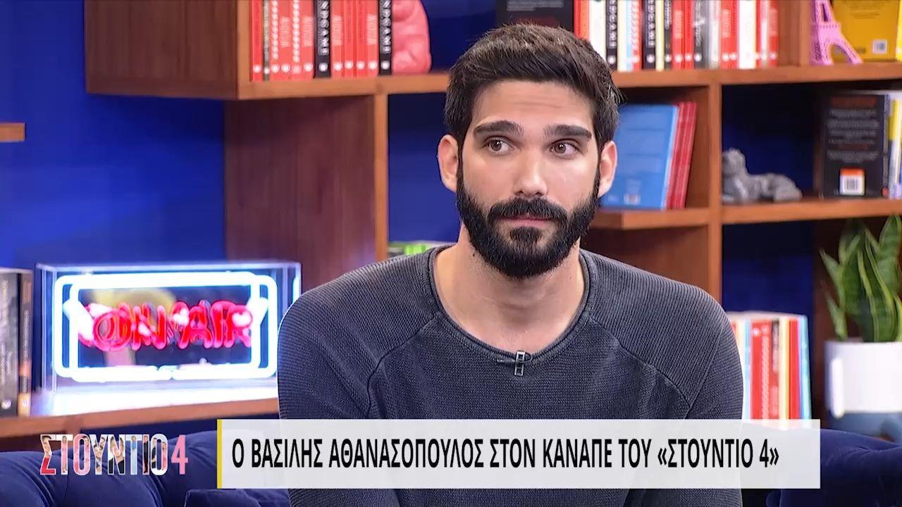 Β. Αθανασόπουλος για Λιγνάδη: Είναι σαν να έχει δύο πρόσωπα (VIDEO)