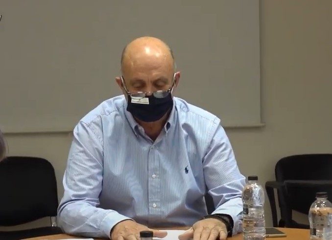 """Α. Βεργίδη: """"Εκκληση σε όλους τους συμπολίτες μας που δεν έχουν εμβολιαστεί, να το πράξουν"""