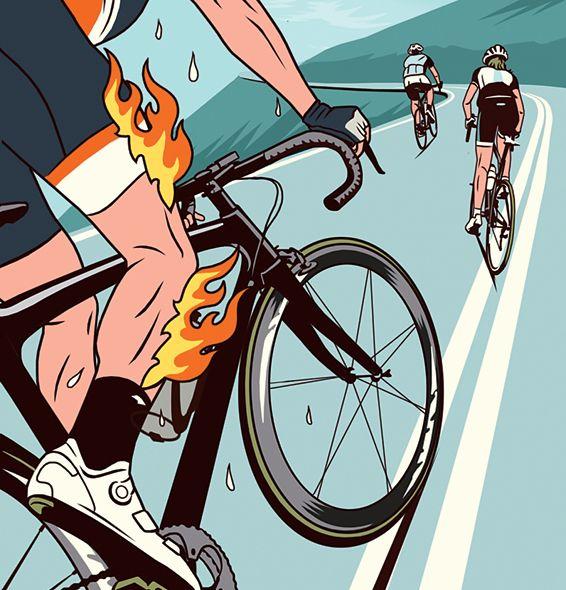 Συμπληρώματα διατροφής και ποδηλάτες